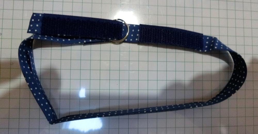 猫 首輪 作り方